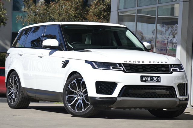 Used Land Rover Range Rover, Port Melbourne, 2018 Land Rover Range Rover Wagon