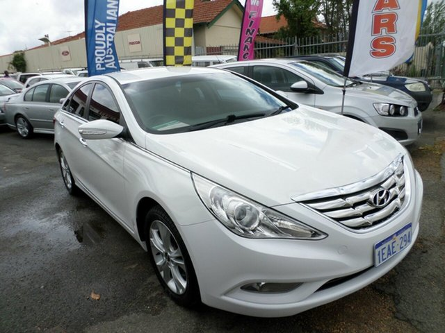 Used Hyundai i45 Elite, Mount Lawley, 2012 Hyundai i45 Elite Sedan