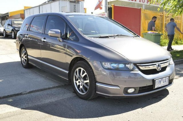 Used Honda Odyssey LUXURY MY07, Hoppers Crossing, 2007 Honda Odyssey LUXURY MY07 Wagon
