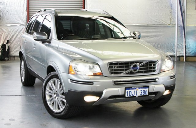 Used Volvo XC90 Executive Geartronic, Myaree, 2010 Volvo XC90 Executive Geartronic Wagon