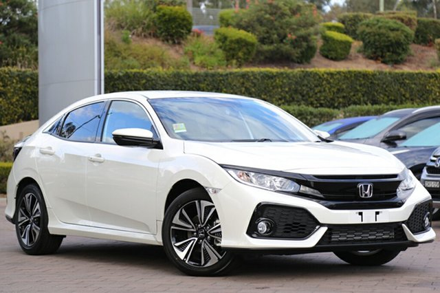 Discounted New Honda Civic VTi-L, Southport, 2018 Honda Civic VTi-L Hatchback