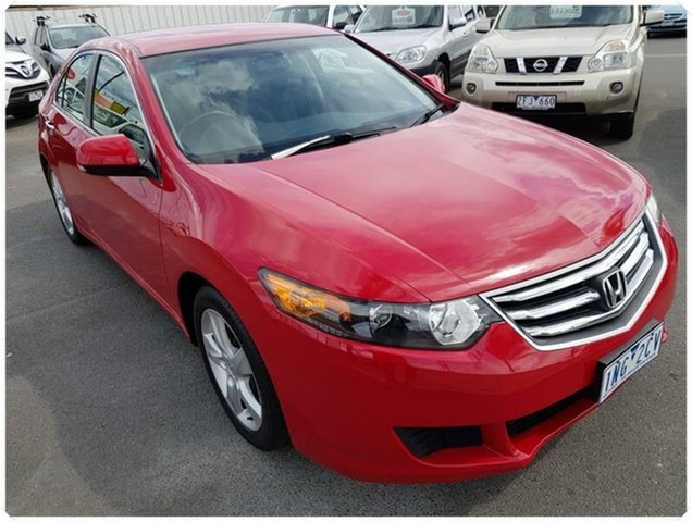 Used Honda Accord Euro, Cheltenham, 2010 Honda Accord Euro Sedan