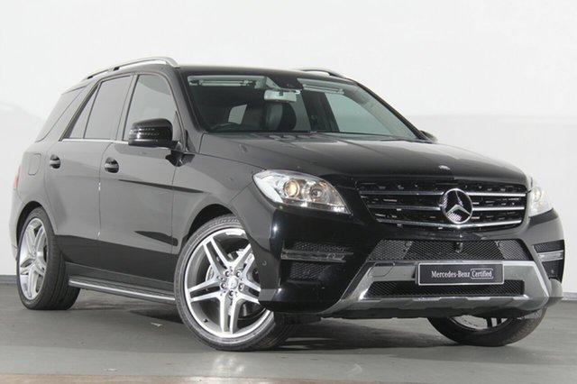 Used Mercedes-Benz ML250 BlueTEC 7G-Tronic +, Narellan, 2015 Mercedes-Benz ML250 BlueTEC 7G-Tronic + SUV