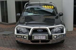 2009 Ford Falcon XR6 Super Cab Cab Chassis.