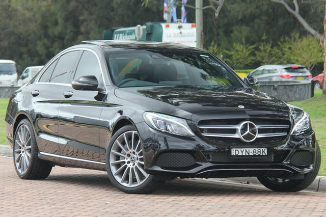 Demonstrator, Demo, Near New Mercedes-Benz C350 e 7G-TRONIC +, Southport, 2018 Mercedes-Benz C350 e 7G-TRONIC + Sedan