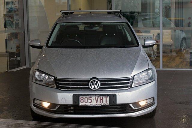 Used Volkswagen Passat 118TSI DSG, Southport, 2015 Volkswagen Passat 118TSI DSG Wagon