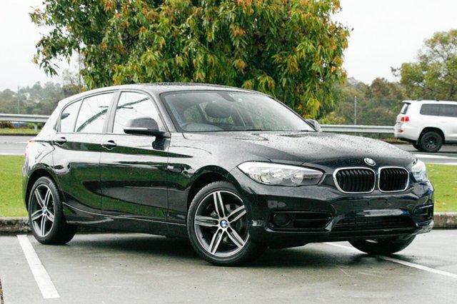 Used BMW 118i Sport Line, Moorooka, Brisbane, 2015 BMW 118i Sport Line Hatchback