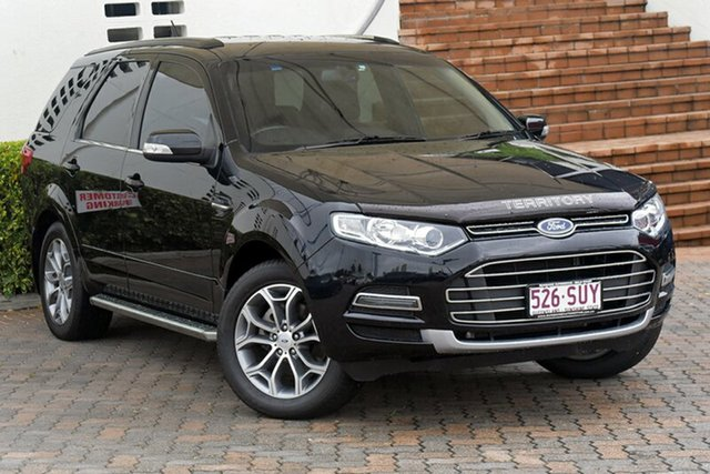 Discounted Used Ford Territory Titanium Seq Sport Shift, Southport, 2012 Ford Territory Titanium Seq Sport Shift Wagon