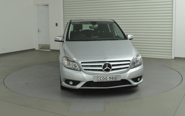 Used Mercedes-Benz B180 BlueEFFICIENCY DCT, Southport, 2013 Mercedes-Benz B180 BlueEFFICIENCY DCT Hatchback