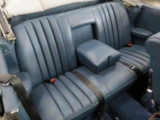 1962 Mercedes-Benz 220SE Convertible.