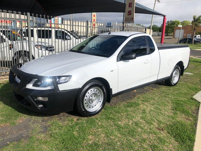 Used Ford Falcon, Toowoomba, 2012 Ford Falcon Utility