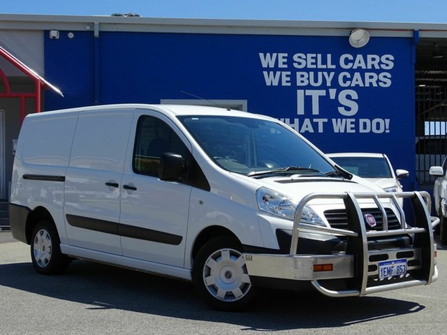 Used Fiat Scudo Low Roof LWB, Welshpool, 2014 Fiat Scudo Low Roof LWB Van