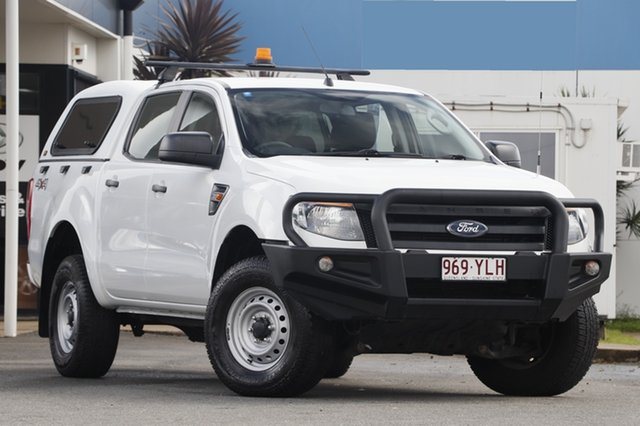 Used Ford Ranger XL Double Cab, Bowen Hills, 2015 Ford Ranger XL Double Cab Utility
