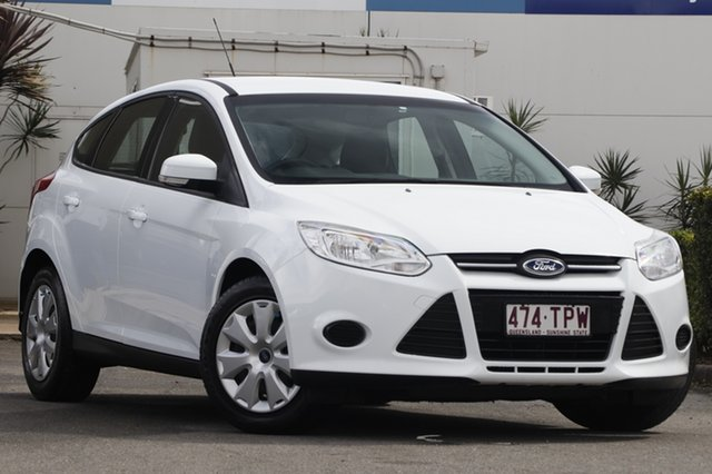 Used Ford Focus Ambiente PwrShift, Toowong, 2013 Ford Focus Ambiente PwrShift Hatchback