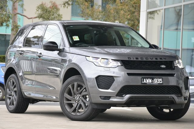 Demonstrator, Demo, Near New Land Rover Discovery Sport Si4 213kW SE, Port Melbourne, 2018 Land Rover Discovery Sport Si4 213kW SE Wagon