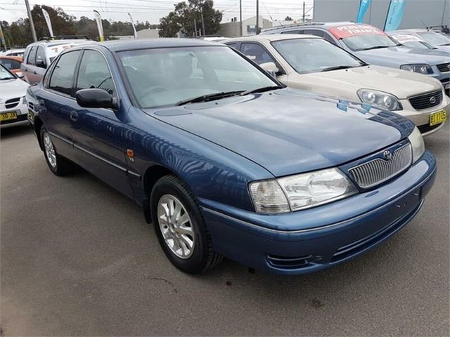 Used Toyota Avalon Sorrento Conquest, Campbelltown, 2002 Toyota Avalon Sorrento Conquest Sedan
