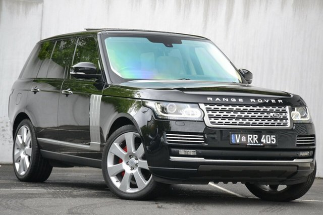 Used Land Rover Range Rover SDV8 Autobiography, Malvern, 2013 Land Rover Range Rover SDV8 Autobiography Wagon