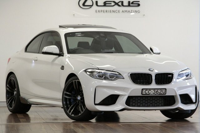 Used BMW M2 D-CT, Adelaide, 2017 BMW M2 D-CT Coupe