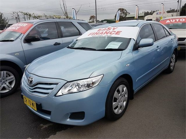 Used Toyota Camry Altise, Campbelltown, 2009 Toyota Camry Altise Sedan