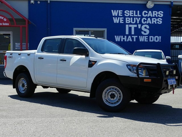 Used Ford Ranger XL Double Cab, Welshpool, 2013 Ford Ranger XL Double Cab Utility