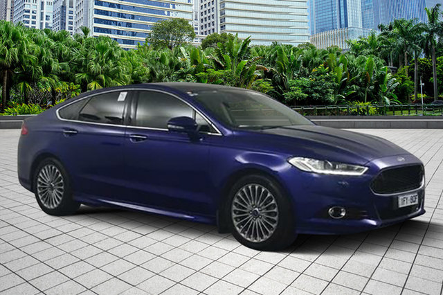 Used Ford Mondeo Titanium Tdci, Altona North, 2016 Ford Mondeo Titanium Tdci Hatchback