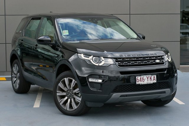 Demonstrator, Demo, Near New Land Rover Discovery Sport SD4 HSE Luxury, Springwood, 2018 Land Rover Discovery Sport SD4 HSE Luxury Wagon