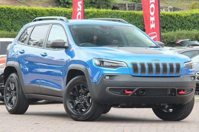 Discounted New Jeep Cherokee Trailhawk, Southport, 2018 Jeep Cherokee Trailhawk SUV