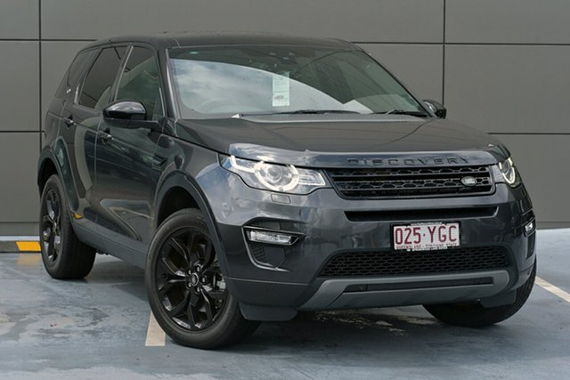 Demonstrator, Demo, Near New Land Rover Discovery Sport SD4 HSE, Springwood, 2018 Land Rover Discovery Sport SD4 HSE Wagon