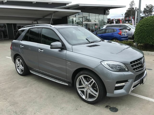 Discounted Used Mercedes-Benz ML500 7G-Tronic +, Yamanto, 2012 Mercedes-Benz ML500 7G-Tronic + Wagon