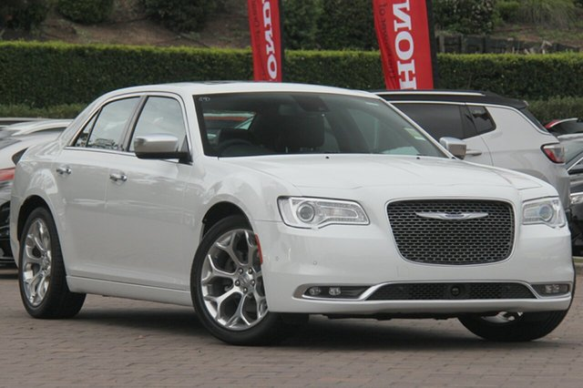 New Chrysler 300 C Luxury, Warwick Farm, 2018 Chrysler 300 C Luxury Sedan