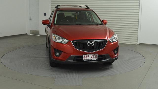 Used Mazda CX-5 Maxx SKYACTIV-Drive Sport, Southport, 2014 Mazda CX-5 Maxx SKYACTIV-Drive Sport Wagon