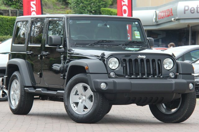 Discounted New Jeep Wrangler Unlimited Sport, Southport, 2018 Jeep Wrangler Unlimited Sport SUV