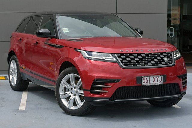 Demonstrator, Demo, Near New Land Rover Range Rover Velar D180 AWD R-Dynamic S, Southport, 2017 Land Rover Range Rover Velar D180 AWD R-Dynamic S Wagon