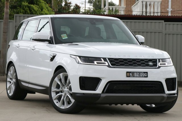 Demonstrator, Demo, Near New Land Rover Range Rover Sport TdV6 CommandShift SE, Blakehurst, 2018 Land Rover Range Rover Sport TdV6 CommandShift SE Wagon