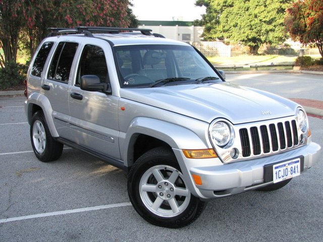 Used Jeep Cherokee Limited, Maddington, 2006 Jeep Cherokee Limited Wagon