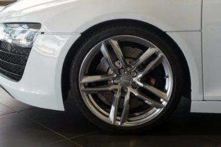 2014 Audi R8 S Tronic Quattro Coupe.