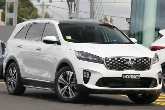 Demonstrator, Demo, Near New Kia Sorento GT-Line, Southport, 2018 Kia Sorento GT-Line SUV