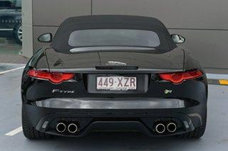 2016 Jaguar F-TYPE R Quickshift RWD Convertible.