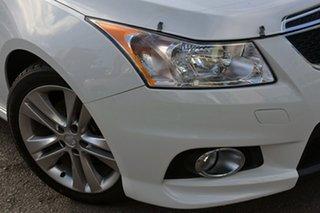 2014 Holden Cruze SRi-V Sedan.