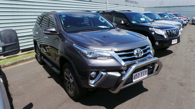 Used Toyota Fortuner Crusade i-MT, Morayfield, 2015 Toyota Fortuner Crusade i-MT Wagon