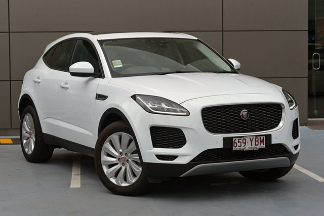 Demonstrator, Demo, Near New Jaguar E-PACE P300 AWD SE, Springwood, 2018 Jaguar E-PACE P300 AWD SE Wagon