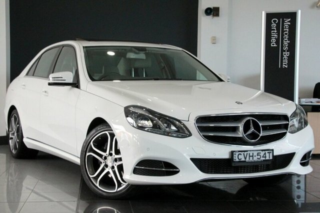 Used Mercedes-Benz E200 7G-Tronic +, Southport, 2013 Mercedes-Benz E200 7G-Tronic + Sedan