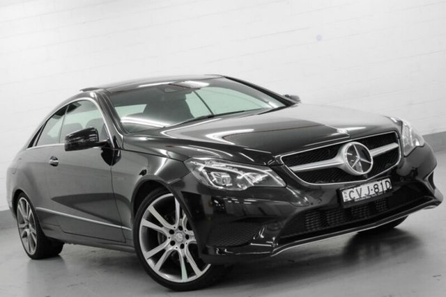 Used Mercedes-Benz E250 7G-Tronic +, Southport, 2014 Mercedes-Benz E250 7G-Tronic + Coupe