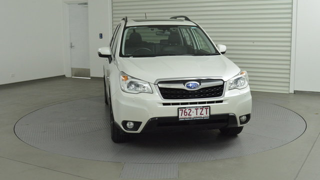 Used Subaru Forester 2.5i-S Lineartronic AWD, Southport, 2014 Subaru Forester 2.5i-S Lineartronic AWD Wagon