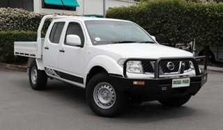 Used Nissan Navara RX, Acacia Ridge, 2013 Nissan Navara RX D40 S7 MY12 Cab Chassis