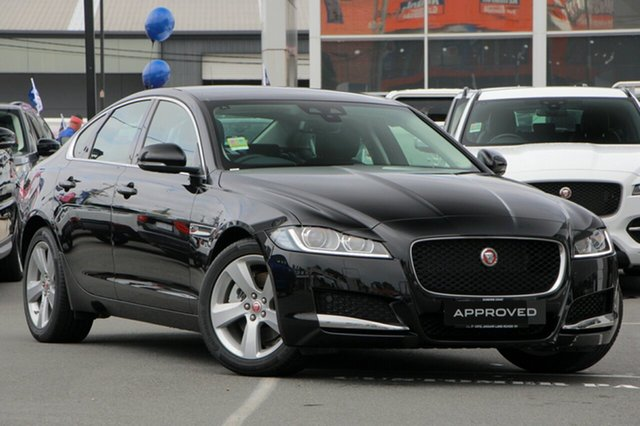 Demonstrator, Demo, Near New Jaguar XF 20D Prestige, Maroochydore, 2017 Jaguar XF 20D Prestige Sedan