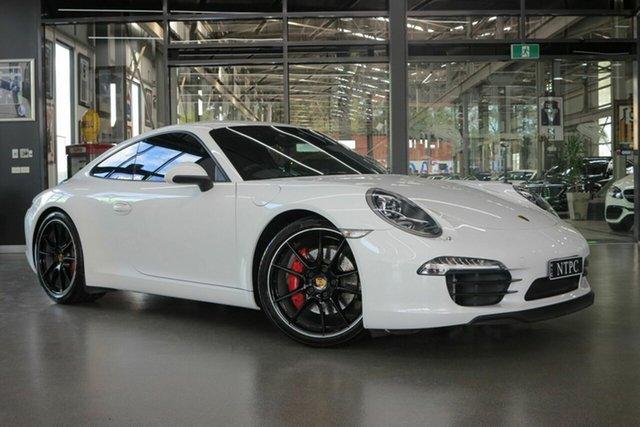 Used Porsche 911 Carrera S PDK, North Melbourne, 2013 Porsche 911 Carrera S PDK Coupe