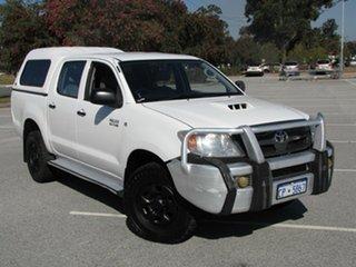 2006 Toyota Hilux SR Utility.