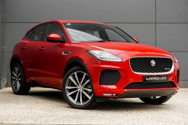 Demonstrator, Demo, Near New Jaguar E-PACE D180 R-Dynamic S, Geelong, 2018 Jaguar E-PACE D180 R-Dynamic S Wagon