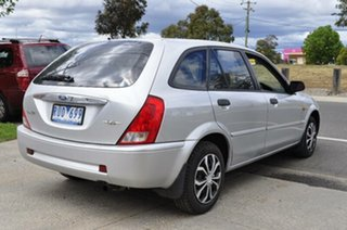 2002 Ford Laser LXI Hatchback.